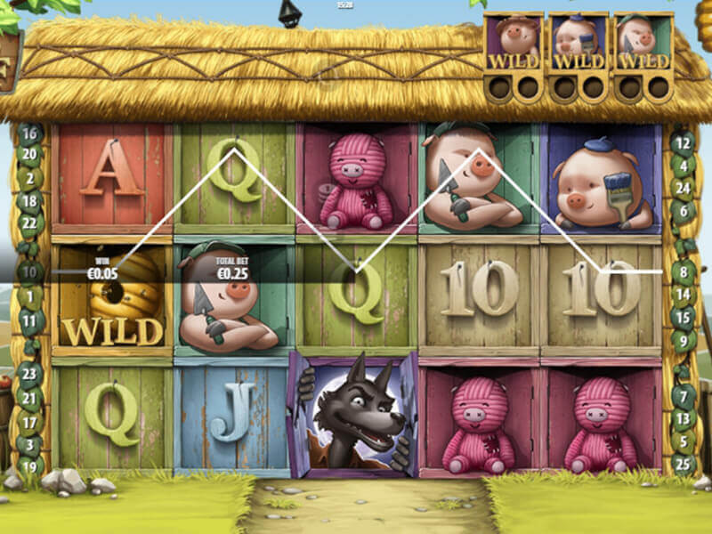 Big Bad Wolf Slot Game Review